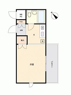 マンション(建物一部)-川崎市高津区明津 間取り