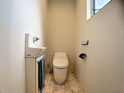 中古一戸建て-名古屋市中川区野田2丁目 1階、2階収納付きトイレ!