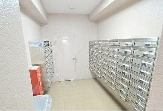 マンション(建物一部)-大阪市東淀川区東中島1丁目 メールBOX完備