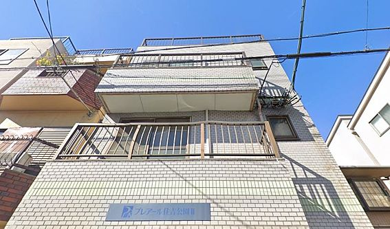 一棟マンション-大阪市住之江区安立1丁目 外観