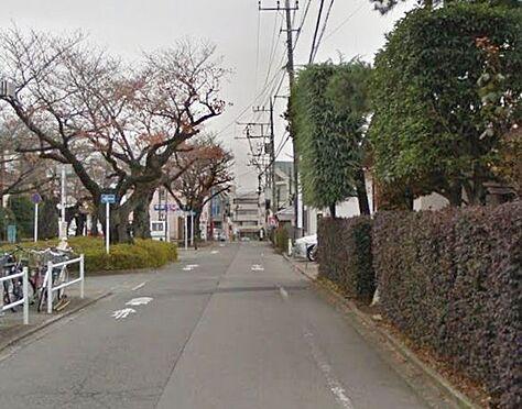 店舗事務所(建物全部)-あきる野市油平 前面道路