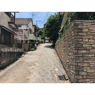 アパート-横浜市南区永田山王台 外観