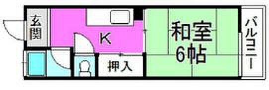 マンション(建物一部)-京都市山科区日ノ岡坂脇町 間取り
