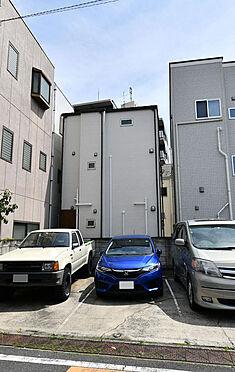 アパート-墨田区東向島3丁目 北側より撮影