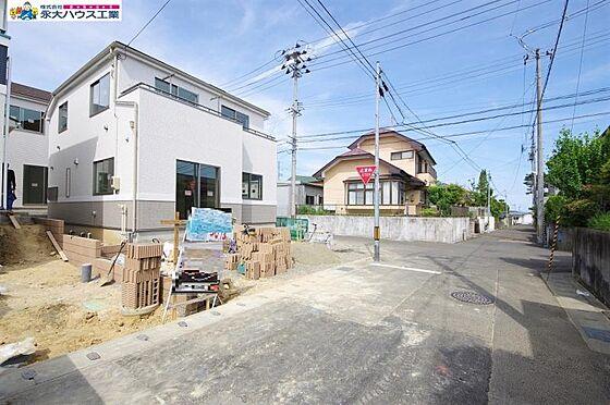新築一戸建て-仙台市太白区松が丘 外観