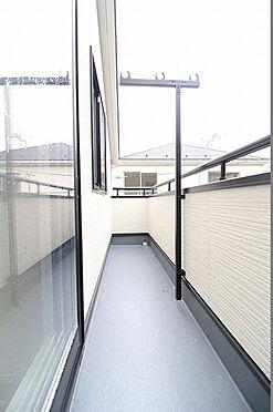 新築一戸建て-多摩市和田 バルコニー