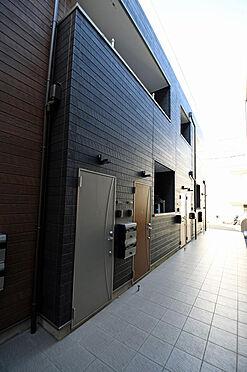 アパート-文京区千駄木5丁目 共用スペース