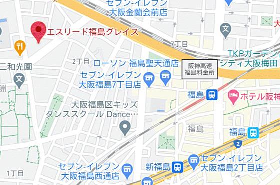 マンション(建物一部)-大阪市福島区鷺洲4丁目 外観