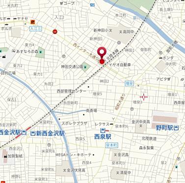 区分マンション-金沢市新神田2丁目 その他