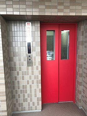 中古マンション-入間市高倉2丁目 エレベーター