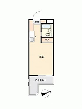 マンション(建物一部)-名古屋市千種区高見1丁目 間取り