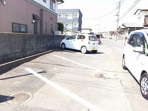 アパート-水戸市千波町 駐車場
