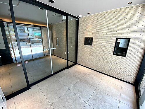 区分マンション-墨田区東駒形4丁目 TVモニター付オートロックマンション。鍵は非接触キータイプです。