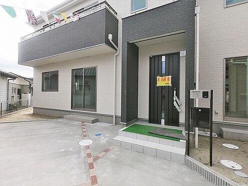 新築一戸建て-仙台市若林区沖野5丁目 玄関