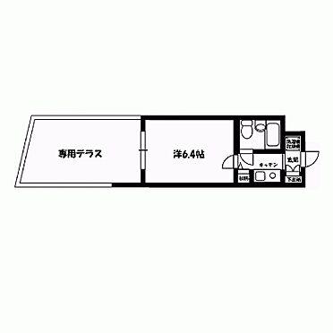 マンション(建物一部)-京都市上京区北町 一人暮らし向きのコンパクトな1K