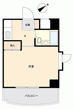 マンション(建物一部)-名古屋市港区港陽3丁目 間取り
