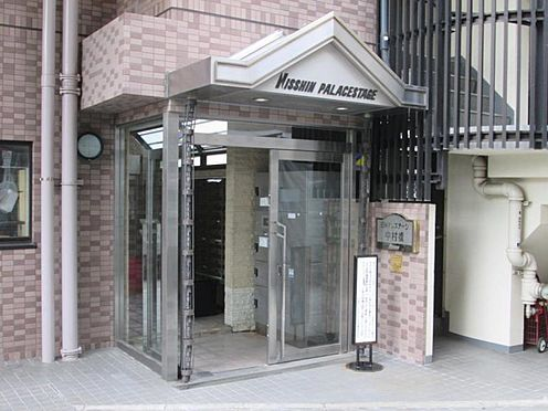 マンション(建物一部)-練馬区中村北3丁目 エントランス