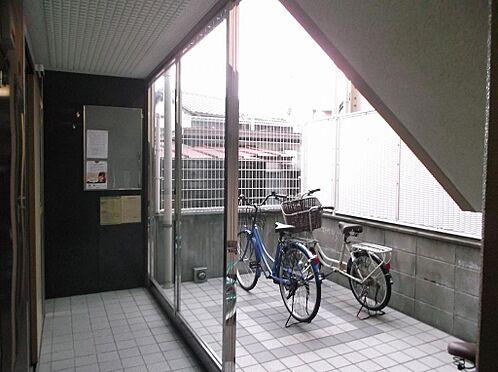 マンション(建物全部)-福岡市早良区祖原 駐輪場