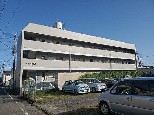 アパート-静岡市駿河区登呂1丁目 北側から望む。