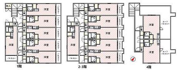 マンション(建物全部)-船橋市印内2丁目 TOP西船橋第1・ライズプランニング