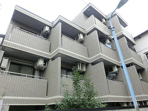 マンション(建物一部)-新宿区中落合2丁目 西側からのマンション画像