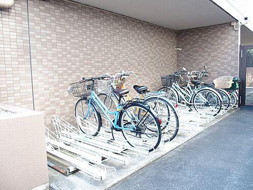 中古マンション-八王子市北野町 駐輪場