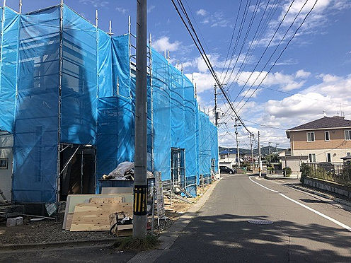 新築一戸建て-仙台市青葉区愛子中央3丁目 外観
