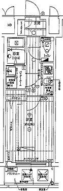 マンション(建物一部)-大阪市淀川区十三本町1丁目 バストイレは人気のセパレートタイプ