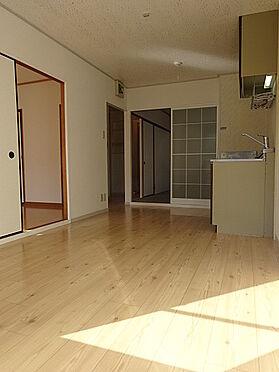 アパート-鎌ケ谷市東道野辺4丁目 居間
