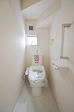 新築一戸建て-昭島市美堀町1丁目 トイレ