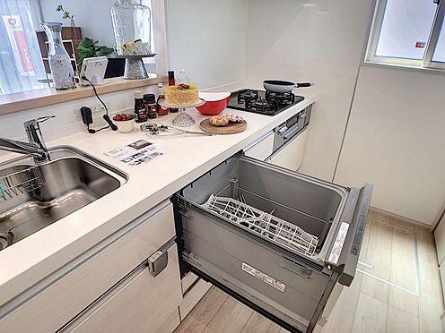 戸建賃貸-安城市安城町清水 人気の食器洗い乾燥機付システムキッチン