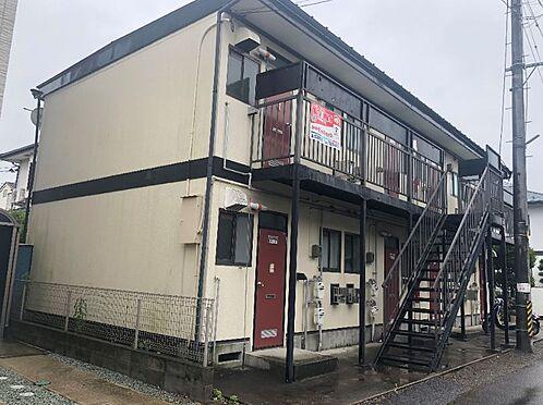 アパート-仙台市若林区二軒茶屋 外観