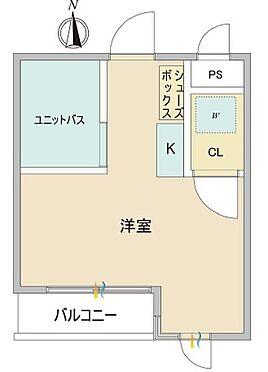 マンション(建物一部)-世田谷区八幡山1丁目 間取り