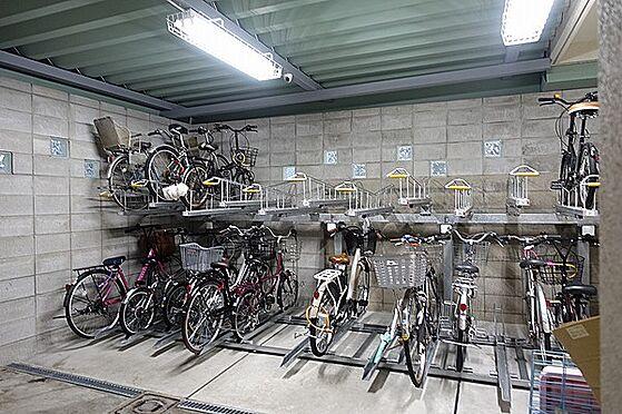 マンション(建物一部)-大阪市中央区高津1丁目 屋内駐輪スペースあり