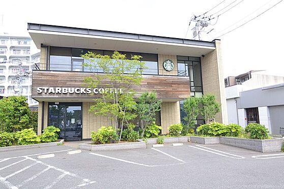 土地-世田谷区八幡山1丁目 スターバックスコーヒー