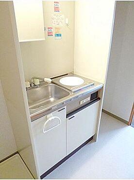 マンション(建物全部)-多摩市和田 キッチン