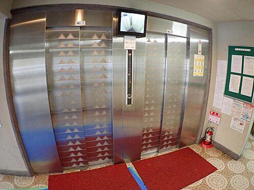 マンション(建物一部)-大阪市西区南堀江1丁目 エレベーターには防犯カメラ付き