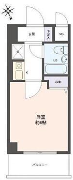 マンション(建物一部)-大阪市福島区野田3丁目 単身向けの1K