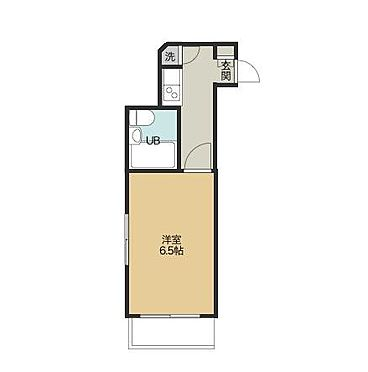 マンション(建物全部)-板橋区徳丸2丁目 間取り