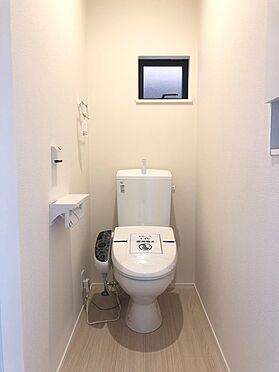 新築一戸建て-桶川市東2丁目 トイレ