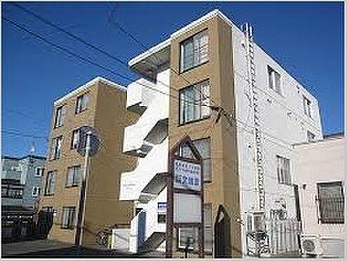 マンション(建物一部)-札幌市白石区中央二条5丁目 外観