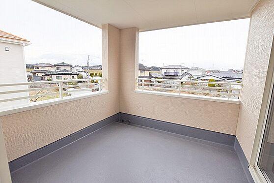 新築一戸建て-東松島市小野字中央 バルコニー