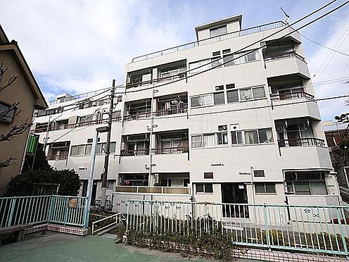 中古マンション-新宿区須賀町 外観