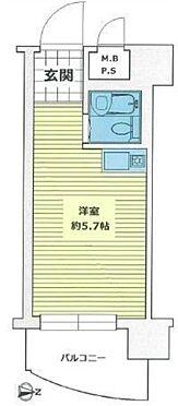 マンション(建物一部)-京都市下京区梅湊町 単身者向け1R