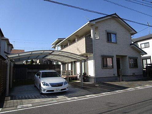 戸建賃貸-東松山市大字毛塚 外観