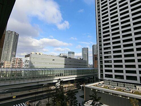 中古マンション-中央区勝どき5丁目 バルコニーからの眺望