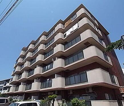 区分マンション-神戸市長田区浪松町5丁目 落ち着いた印象の外観
