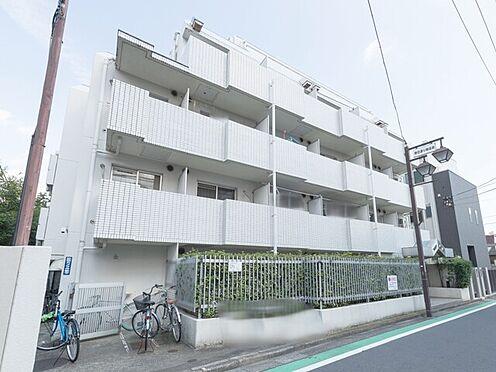 マンション(建物一部)-豊島区巣鴨5丁目 綺麗なタイル貼りの外装です。