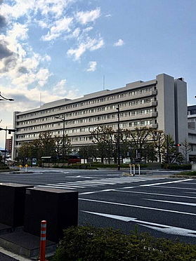 区分マンション-京都市右京区西院西高田町 地方独立行政法人京都市立病院機構京都市立病院まで753m