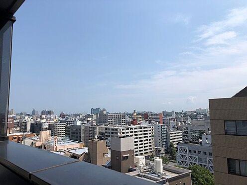 中古マンション-横浜市中区弥生町2丁目 バルコニーからの眺望
